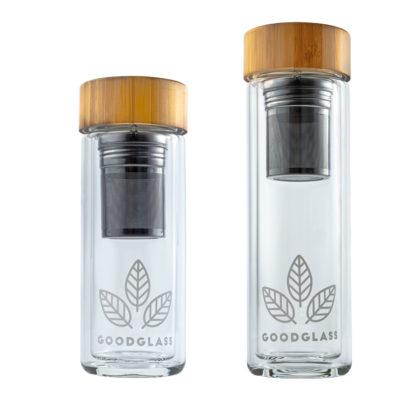 350ml-&-450ml-GoodGlass-Thermo skleněný infuzér